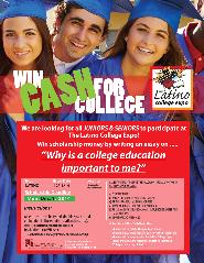 Wish Cash for College